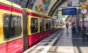Sections of Berlin S-Bahn ring closed from Monday