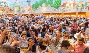 The Munich Strong Beer Festival