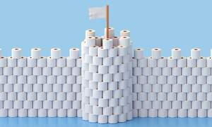 One in 10 Germans planning to stock up on toilet paper in coming weeks