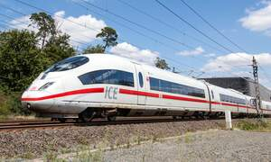 A train every 30 minutes: Deutsche Bahn's new plans