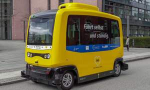 Try Berlin's new driverless bus for free