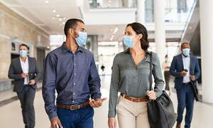 Half of Germans want to continue wearing masks after the pandemic