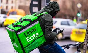 Uber Eats is coming to Germany