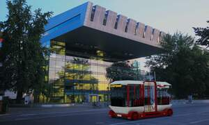 Aachen based start-up developing a cable car bus to reduce traffic