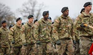 Trump's withdrawal of troops from Germany could be blocked by US Congress