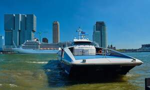 Rhine Express: New shuttle boat service could soon connect German cities
