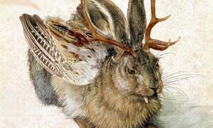 German folklore: The Wolpertinger