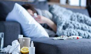 Flu season in Germany: already 13.000+ infections and 32 deaths