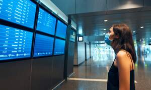 Face masks likely to become mandatory at all German airports