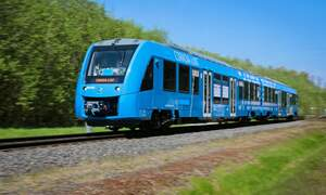 World's first hydrogen train to be rolled out across Germany