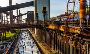 Zollverein Ice Rink - Essen