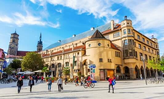 10 reasons why you should visit Stuttgart