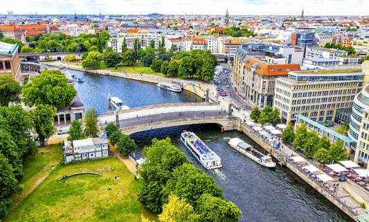 """Three German cities named in """"Top 100 City Destinations"""" list"""
