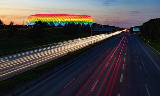 UEFA reject calls to light up Munich stadium in support of LGBTQ+ rights