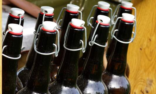 Brewery in western Germany giving away unsold beer for free