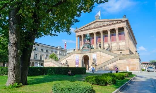 Berlin museums introduce admission-free Sundays