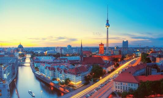 Germany ranked best country for start-ups in Europe for second consecutive year
