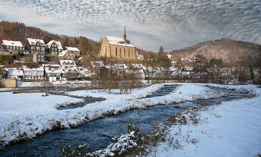 More snow on the cards as winter keeps its grip on Germany