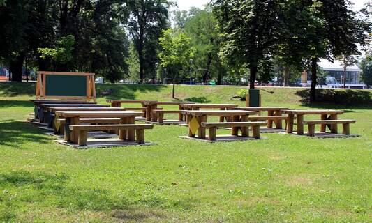 German politicians advocate for outdoor teachingin schools
