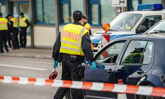 New travel rules in South Germany: Border closures and compulsory testing