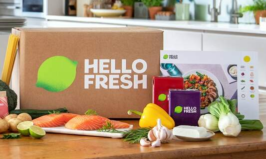 Make magic in the kitchen with HelloFresh
