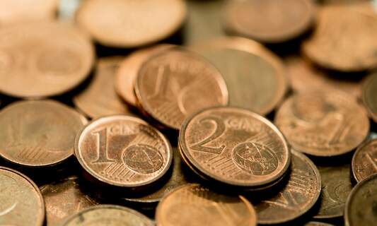 The European Commission wants to scrap one and two cent coins
