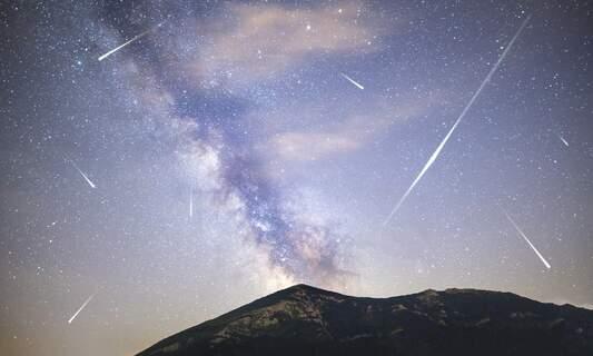 Look to the skies as the Delta Aquariids meteor shower peaks this week