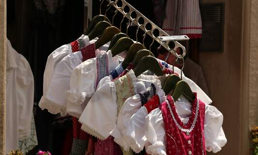 From rags to riches: the evolution of the Dirndl in Germany