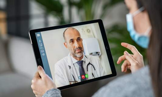 Doctors in Germany will soon be able to grant sick leave via video