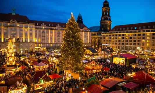 German cities already planning ahead for corona-proof Christmas markets