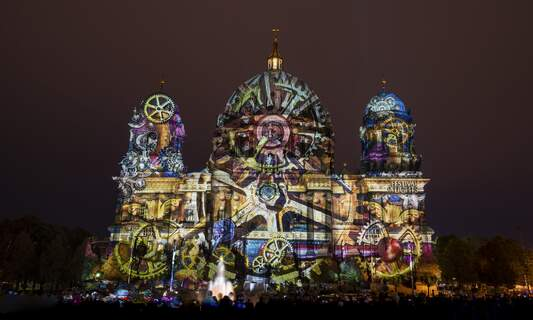 [Video] The best of the Festival of Lights in Berlin