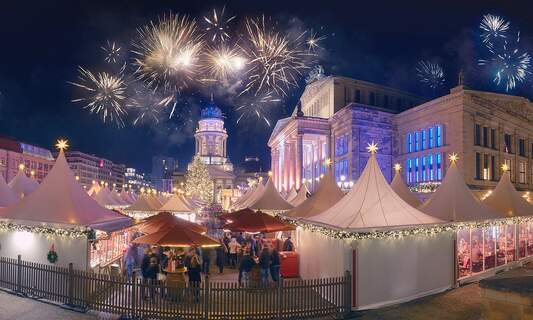 German police and politicians call for ban on fireworks on New Year's Eve