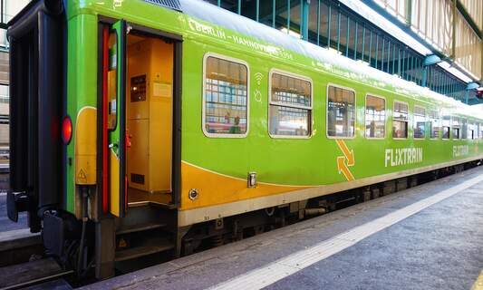 FlixTrain to return to German railways and expand services