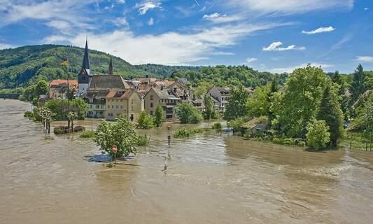 Extreme weather creates havoc across Germany