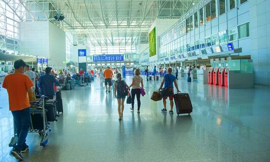 Walk-in COVID-19 testing centre opened at Frankfurt Airport