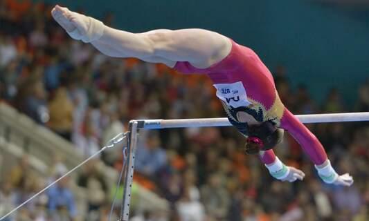 German gymnastics team protest sexualisation with full-body leotards