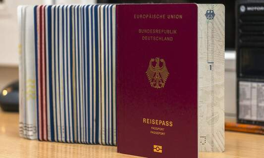 Bundestag issues changes to German identity cards and passports