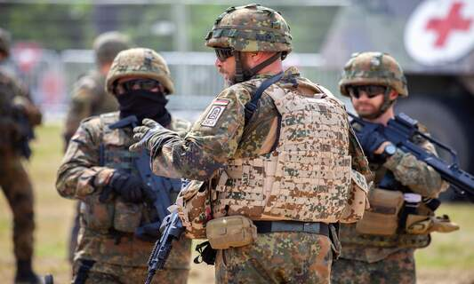 Germany to partially withdraw soldiers from Iraq