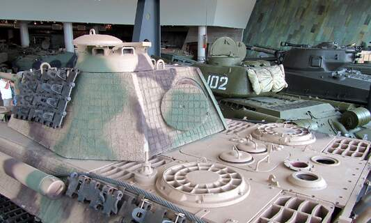 German pensioner who stashed tank and weapons in basement facing penalties