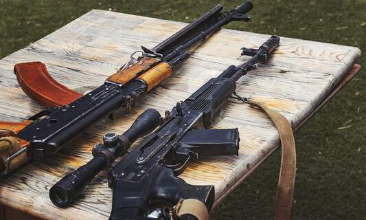 German arms exports have grown significantly in the last five years