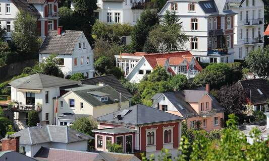 Where can you buy a house in Germany on an average income?