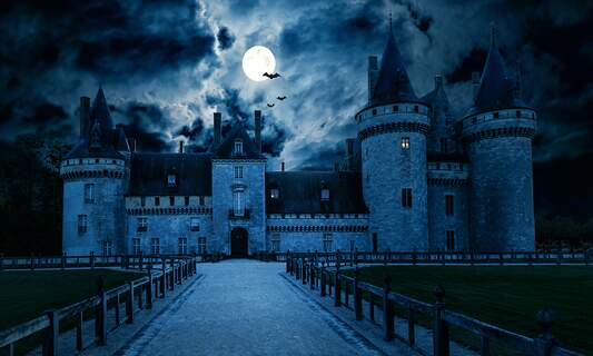 Ghost stories from Germany