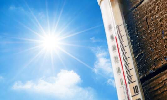 Hottest ever June day recorded in Germany - and it's not over yet