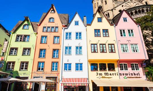 Rents are finally starting to fall in some areas of Germany