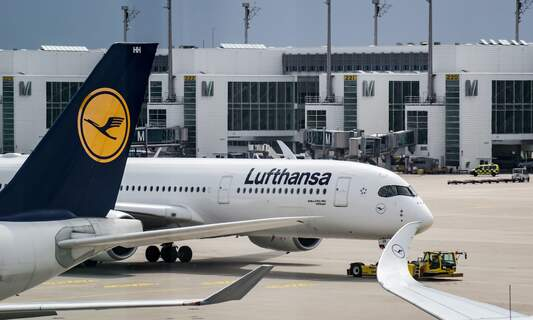 German government's Lufthansa bailout approved by the EU