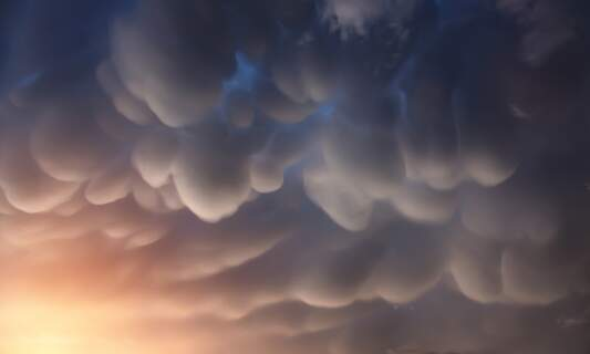 """Super Mario clouds"": Special weather phenomenon wows Berlin"