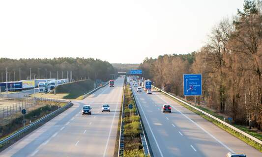 Number of traffic fatalities in Germany drops to an all-time-low