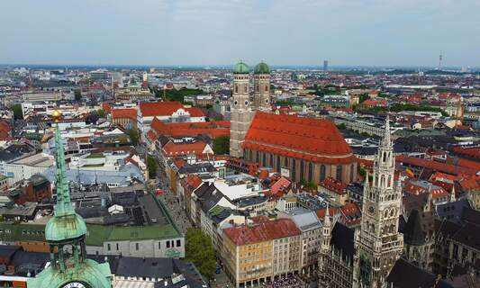 5 German cities shoot into top 100 of most expensive cities in the world