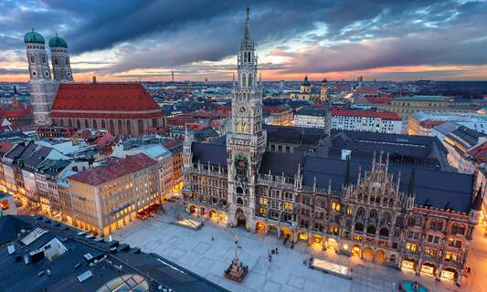 Munich ranked eighth-safest city in the world