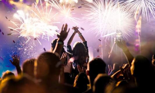 Top New Year's Eve events in Germany